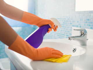 Residential Cleaning Photo